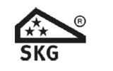 SKG3 keurmerk logo