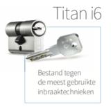 Titan i6 bestand tegen de meest gebruikte inbraaktechnieken