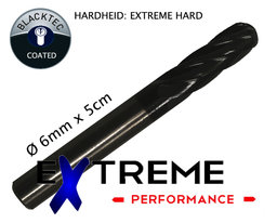 Frees Grof Extreme  Ø 6mm x 5cm black -Tec coated