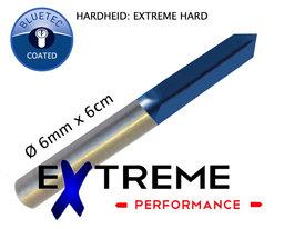 Massieve carbide frees BLUE-TEC Coated