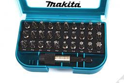 Makita professionele set van 30 bitjes en 1bithouder