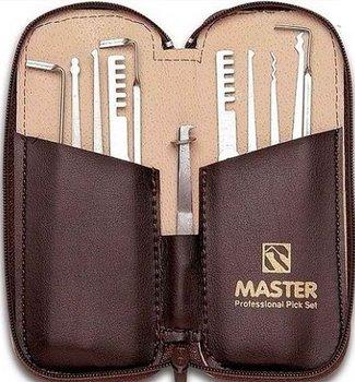Lock Pick set riem master