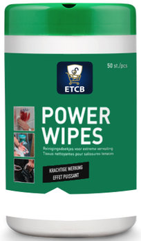 Powerwipes 50 st
