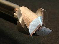 Aluminium frees Ø 25,4 mm