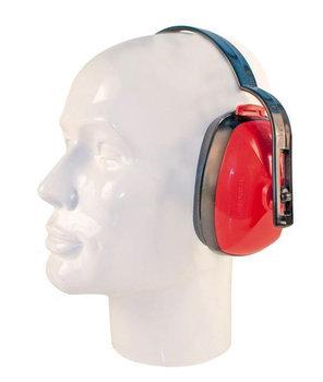 Gehoorbescherming kleur Rood