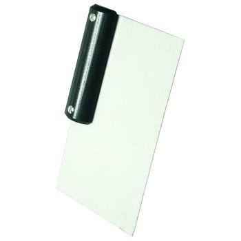 Flipperkaart met handvat 0,50 mm Zwart