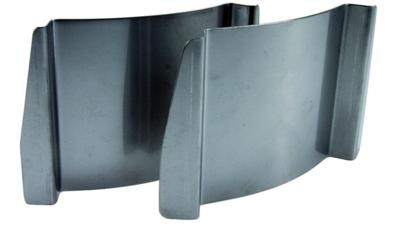 Dagschoot opener voorgevormd set 2 st. 15 + 20mm