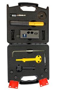 Cilinder trek- breek tool in koffer